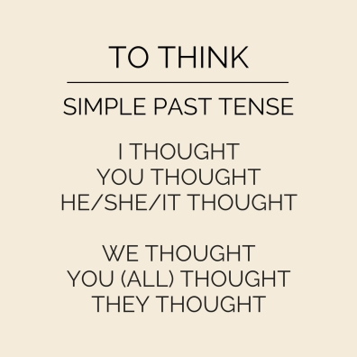 StofelaEnglish_to think past
