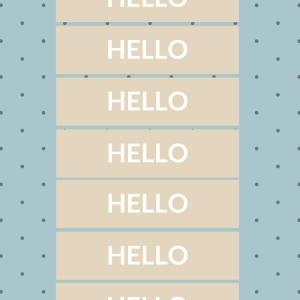 StofelaEnglish - hello