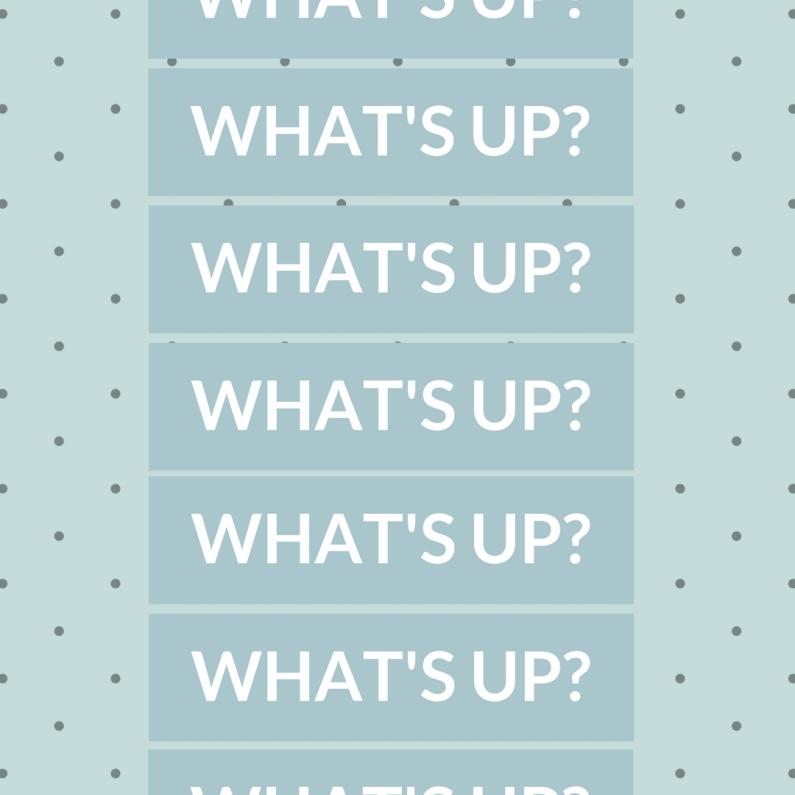 StofelaEnglish - What's up